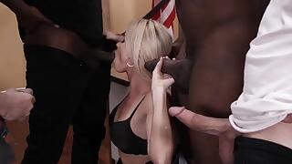 The Gang Fuck For India Summer