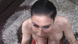 Hot Inhale With Blowjob Princess